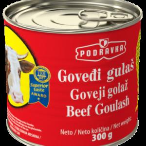 Beef Goulash 300g x 15