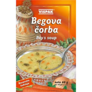 Begova Soup 70g x 18