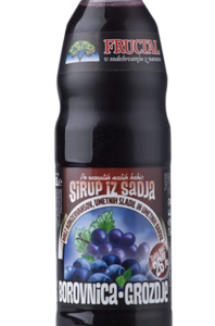 Blueberry Syrup 1l x 6
