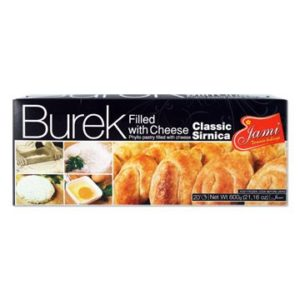 Burek With Cheese 600g x 6