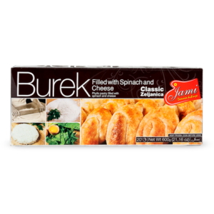 Burek With Spinach andCheese 600g x 6