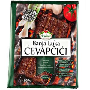 Cevapcici Banja Luka 800g x 10