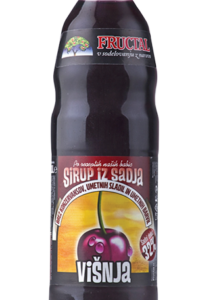 Cherry Syrup 1l x 6