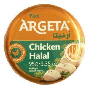 Chicken Pate - Halal 95g x 12