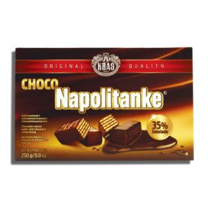Choco Napolitanke 250g x 12