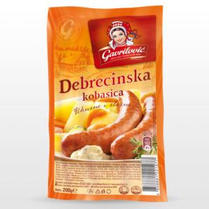 Debrecen Sausage 400g x 6