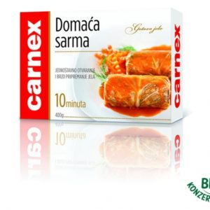 Domastic Sarma 400g x 15