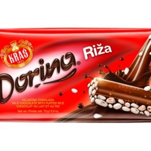 Dorina Riza 75g x 14