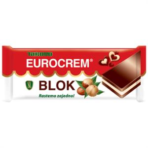 Eurocream Blok 90g x 44