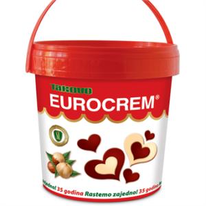 Eurocream Chocopasta 1kg x 6