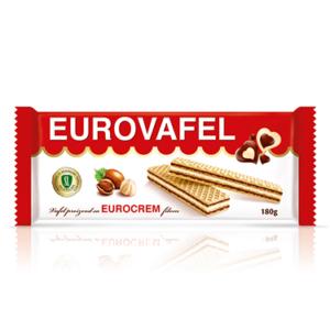 Eurovafel 180g x 10