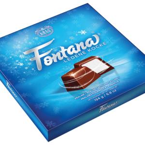 Fontana Ice Cubes 197g x 12