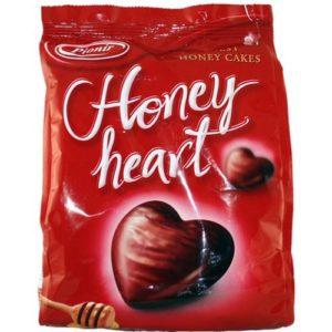 Honey Heart 350g x 12