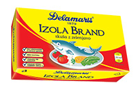 Izola Brand 125g x 24