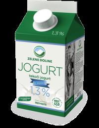 Jogurt 1,3% 0,5l x 10