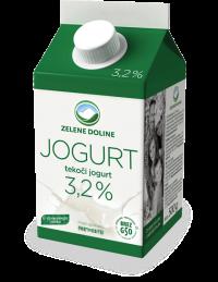 Jogurt 3.2% 0,5l x 10
