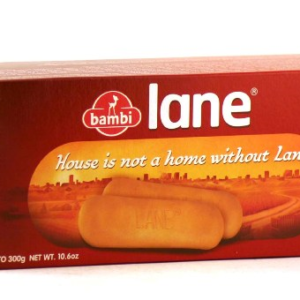 Lane Biscuit 300g x 12