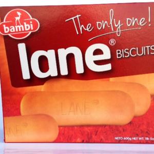 Lane Biscuit 600g x 7