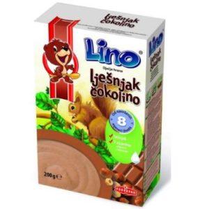 Lino Hazelnut-Cokolino 200g x 14