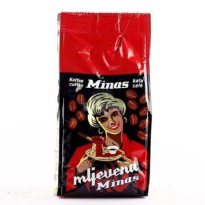 Minas Coffee 250g x 24