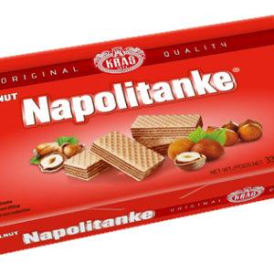 Napolitanke Hazelnut 330g x 12