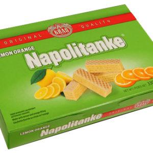 Napolitanke Lemon 330g x 12