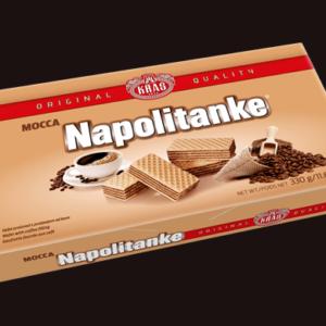 Napolitanke Mocco 330g x 12