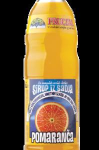 Orange Syrup 1l x 6