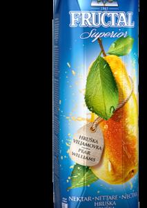 Pear Nectar 1l x 12