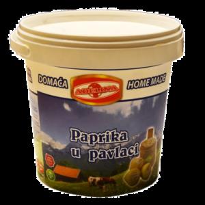 Pepper in Sour Cream 1kg x 6