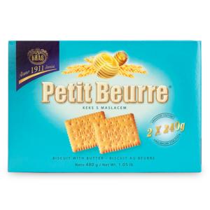 Petit Beurre 480g x 12