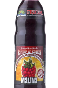 Raspberry Syrup 1l x 6