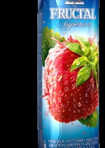 Strawberry Nectar 1l x 12