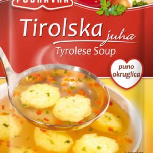Tyrolese 67g x 10