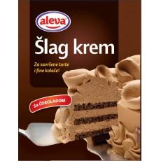 Whipped Cream Chocolate 65g X 25
