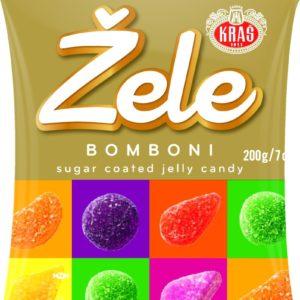 Zele Bomboni 200g x 10