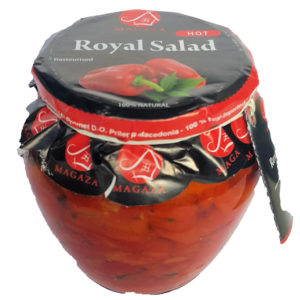 royal salad hot